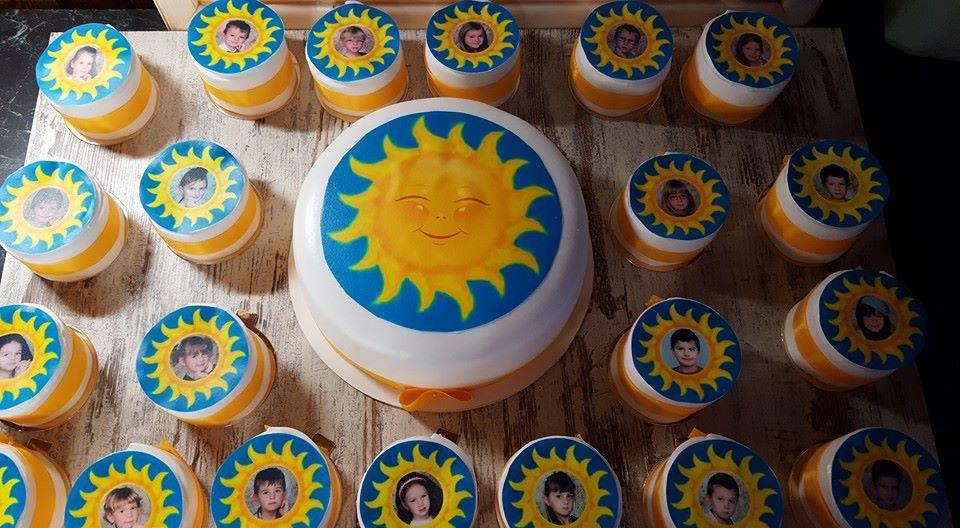 Jedlé obrázky na muffiny a cupcakes