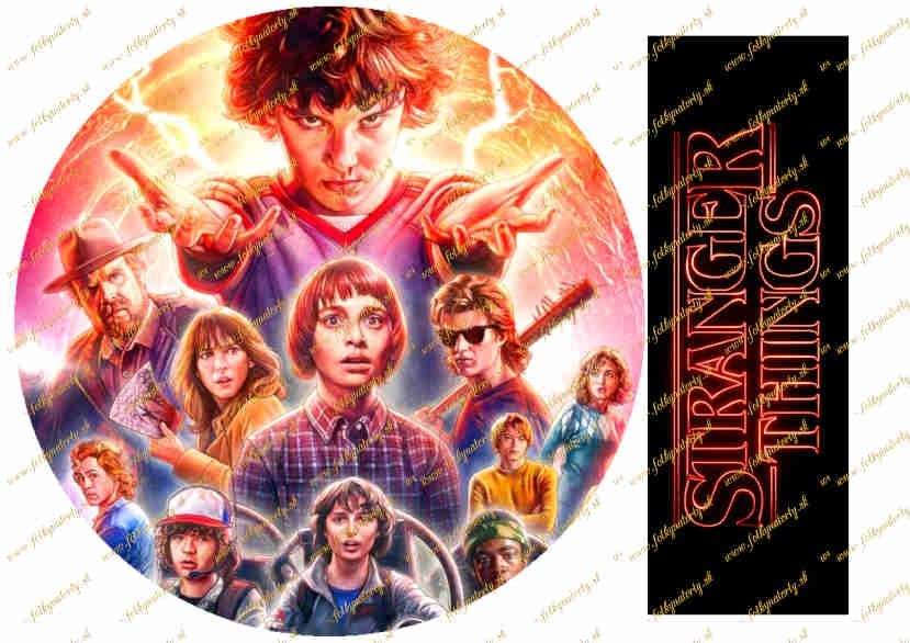 Stranger things na tortu
