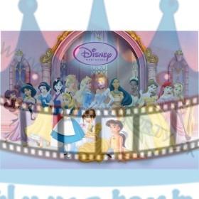 Princezné Disney - jedlý obrázok/ oblátka na tortu