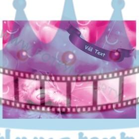 Pre dievčatko - jedlý obrázok/ oblátka na tortu