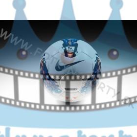 Premiere League Nike  - jedlý obrázok/ oblátka na tortu
