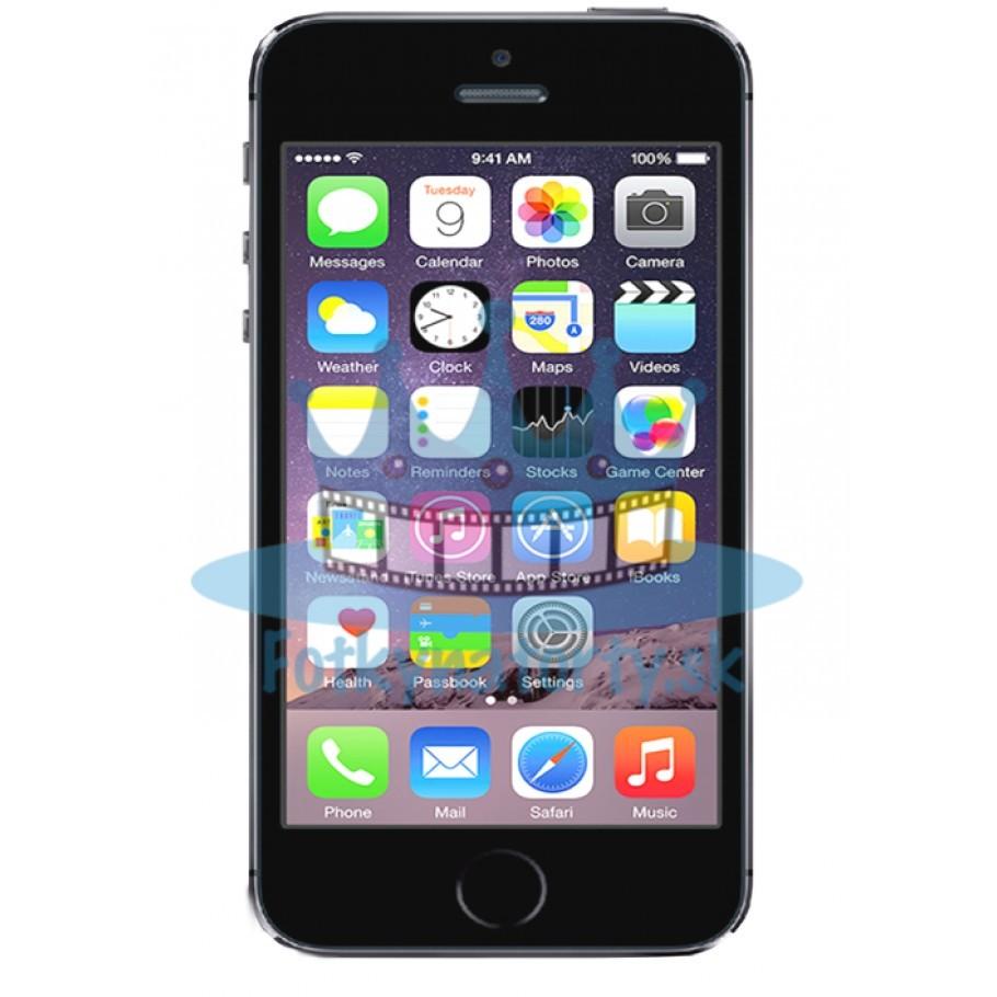 iPhone - jedlý obrázok na tortu / jedlý mobilný telefón na tortu